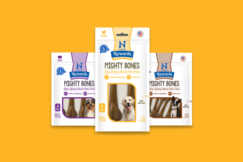 N-Bone Rewards Pet Treats